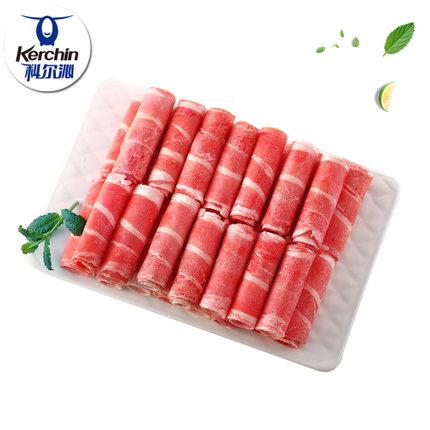 【奥运会牛肉供应商】科尔沁 肥牛卷500g*3袋